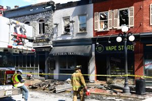 commercial fire damage las vegas, commercial fire damage cleanup las vegas